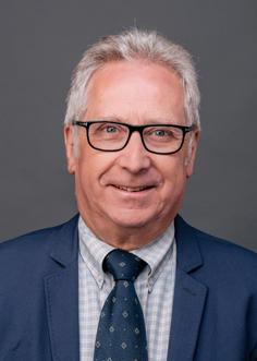 Patrick ROSSELOT, Président du GERC